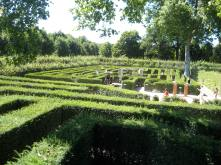 The Palace maze. Photo: Maria Schindlecker
