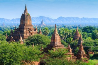 Bagan- Ancient City. Photo: Pixabay