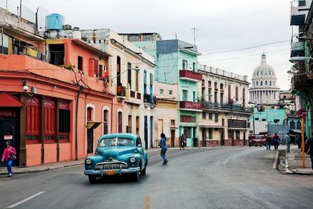 Havana, Cuba. Photo: Pixabay