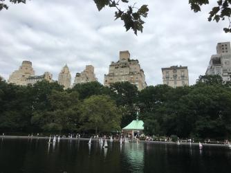 Central Park, NY. Photo: Maria Schindlecker
