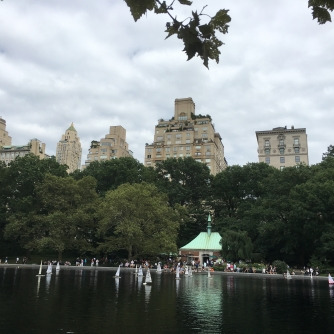 Central Park, NY. Photo: Maria Schindlecker