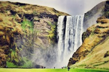 Skogafoss Waterfall. Photo: Pixabay