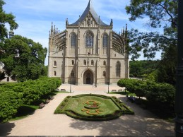 St Barbara Church, Kutna Hora