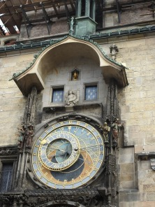 Astronomical Clock, Old Town Square, Prague