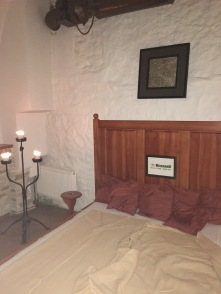 Heat bed and massage room, Bernard Beer Spa