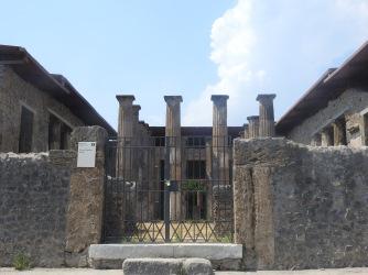 House, Pompeii, Italy