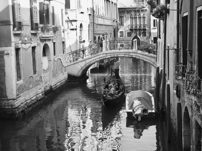 Gondola on the Canal