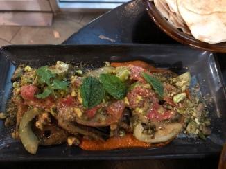 Charred Eggplant