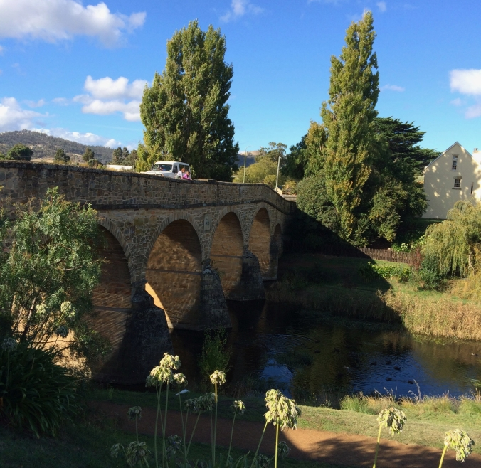 Richmond Bridge, Tasmania