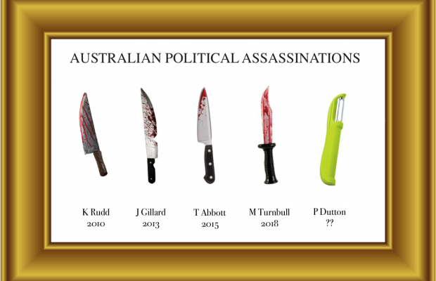 Roman Tragedy, Australian Political Assassinations