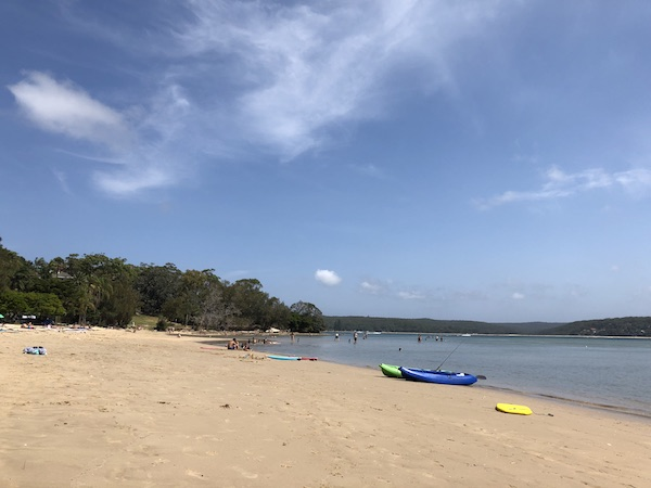 Sydney Beaches Without the Crowds, Dark Park