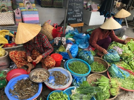 Hoi An Old Town Markets